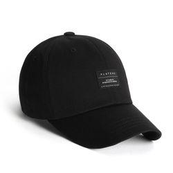 18 T BASIC CAP BLACK