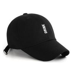 DK CAP BLACK