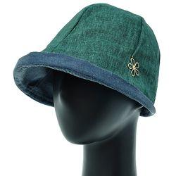 [더그레이]DKU10.메탈꽃 캐스캣 여성 벙거지 모자