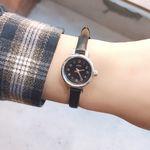 [디자인시계] 또릿또릿 가죽시계(5colors)