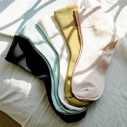 singel pastel socks양말