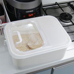일본산 레이카 쌀통