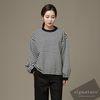 Stripe Stripe knit
