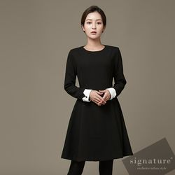 70 Cotton lady dress