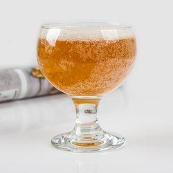 Borgonovo Palm Beer(맥주잔) 350cc 1P