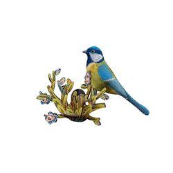 Bird - Titmouse Allegra