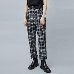 alternate check pants (2 color)