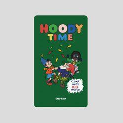 [어프어프][보조배터리]Hoody-green-2500mah