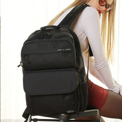 SPORTS CLUB POCKET BACKPACK (BLACK)