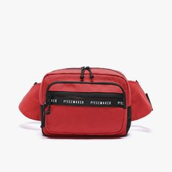 REPLAY WAIST BAG (RED)