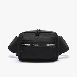 REPLAY WAIST BAG (BLACK)