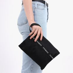 REPLAY POUCH L (BLACK)
