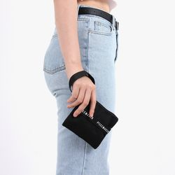 REPLAY POUCH S (BLACK)