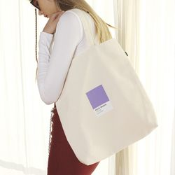 COLORS ECO BAG (VIOLET)