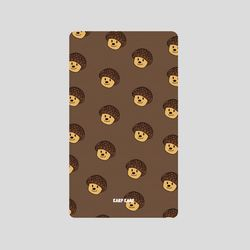 [어프어프][보조배터리]Acorn-brown-2500mah