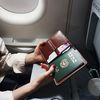 이니셜각인 여권케이스