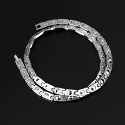 JEW17헤지스 38칩 게르마늄 건강목걸이 순도99.999