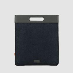 남자 펠트 서류가방 로터프 LO-2313F GR