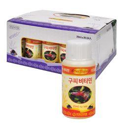 원터치 구피 비타민 25mlX25개(한박스)/열대어영양제