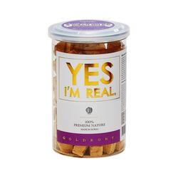 YES I AM REAL 프리미엄 수제간식  - 연어트릿