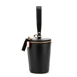 Tumbler Handbag-Black