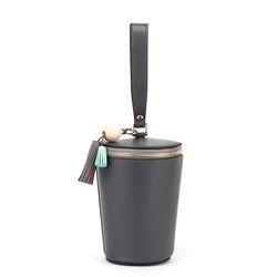 Tumbler Handbag-Gray