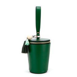 Tumbler Handbag-Green