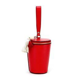 Tumbler Handbag-Red