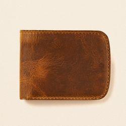 슬림 반지갑 Bifold slim wallet JB812-010(t)