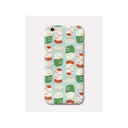 갤럭시노트5 Milk products (하드 케이스)