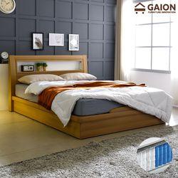패션 평상형 LED 침대 SS 7존 포켓매트리스