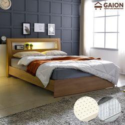 패션 LED 침대 SS 라텍스포켓20T