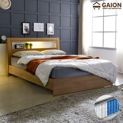 패션 LED 침대 SS 7존 포켓매트리스