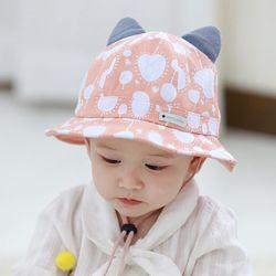 쫑긋 유아 벙거지모자(48-50cm) 500053