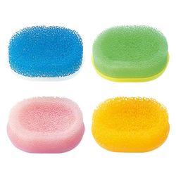 마나 스펀지 비누 받침대 (3color)