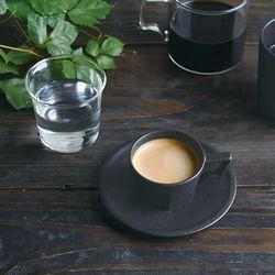 [킨토] OCT 커피잔세트 220ml (블랙)