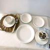 그릇세트-시라쿠스 2인홈세트 런치세트 신혼그릇