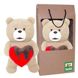 19곰 테드 발렌타인데이 하트 초콜릿 테드 30CM