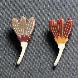 [엔비로라]부로치 - 희망품은꽃송이 소형 NBP8010