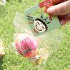 부활절달걀 1구손잡이택 20개(비닐포함)- Kids(민트)