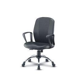 펠레 누빔 일반형 가죽 책상 의자 GC440-12