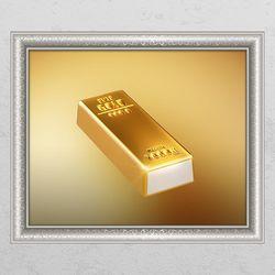 is786-황금시리즈(골드바2)창문그림액자