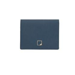 [2월 신상] 모던 스퀘어 가로형 반지갑 CLAB18202SGL