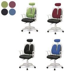 뉴딜러B 요추형 책상 의자 GC435-5