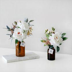 브리즈 작약 Flower 시약병 SET (대)