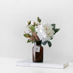 브리즈 작약 Flower 시약병 SET (소)