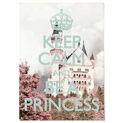 패브릭 포스터 F200 벽에거는천 Be a princess [중형]