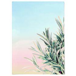 패브릭 포스터 F201 식물 벽에거는천 로즈마리 [중형]