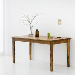 ENTIC 테이블 15080 티크