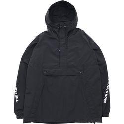 T25H F ANORAK BLACK